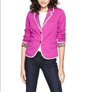 Gap purple blazer